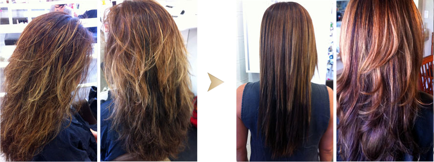 Smoothing treatment agave healing oil - Salon straightening treatments ...