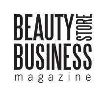 beauty store business magazine press logo