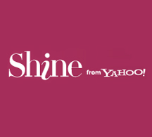 shine from yahoo press logo